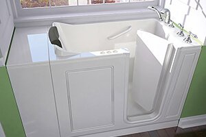 Affordable-Walk-in-Tubs - Bathroom Remodeling Roanoke VA - Bath Planet SW Virginia