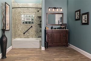 Bathroom-Rebuild - Bathroom Remodeling Roanoke VA - Bath Planet SW Virginia