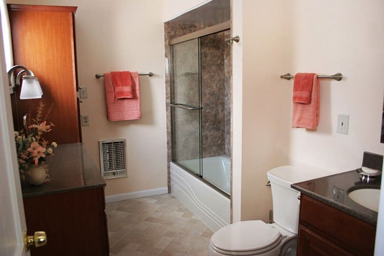 Custom-Bathroom-Renovation - Bath Planet SW Virginia