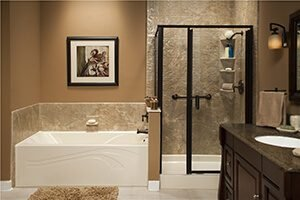 Remodel-Small-Bathroom - Bathroom Remodeling Roanoke VA - Bath Planet SW Virginia
