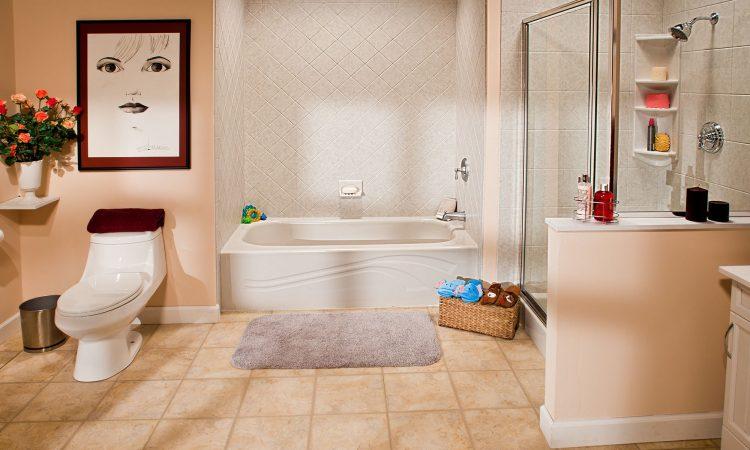 Bath Planet of SW Virginia - Lynchburg VA Bath & Shower Remodel (1)