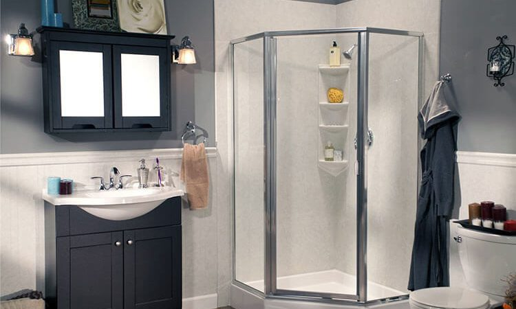 Tub-to-Shower-Remodel - Bathroom Remodeling Roanoke VA - Bath Planet SW Virginia